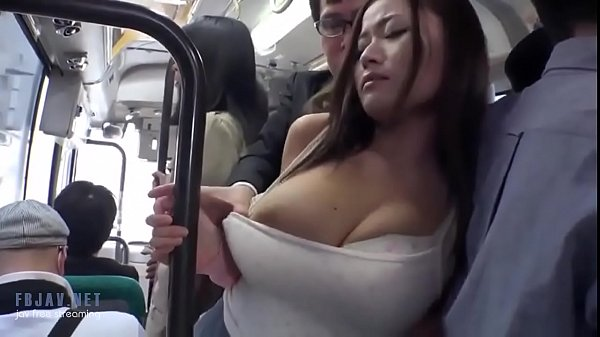 Asian Babe Gets Fucked On The Bus