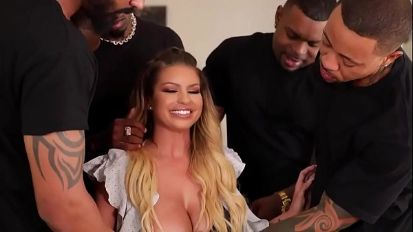 Brooklyn Chase – Black Gangbang
