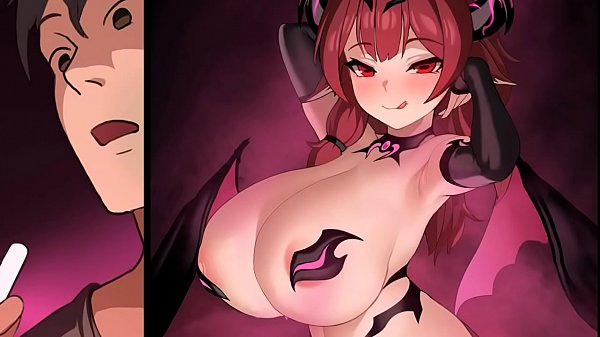 Busty Redhead Demon Girl Summoned to Fuck (HentaiSpark.com)