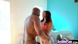 Anal Sex Tape With Hot Oiled Sexy Huge Butt Girl (Mia Li) video-23