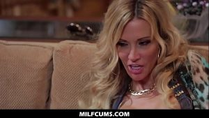 Empowered Millionare Milf Fucks Whoever She Wants